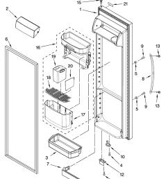 whirlpool refrigerator pressor wiring diagram [ 3348 x 4623 Pixel ]