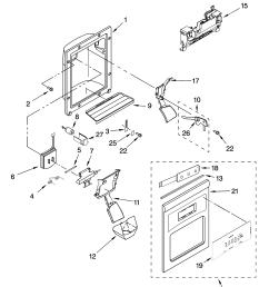 ge refrigerator water dispenser wiring diagram [ 3348 x 4623 Pixel ]