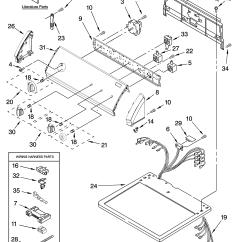 Sears Dryer Wiring Diagram Rheem Condenser 41 Parts