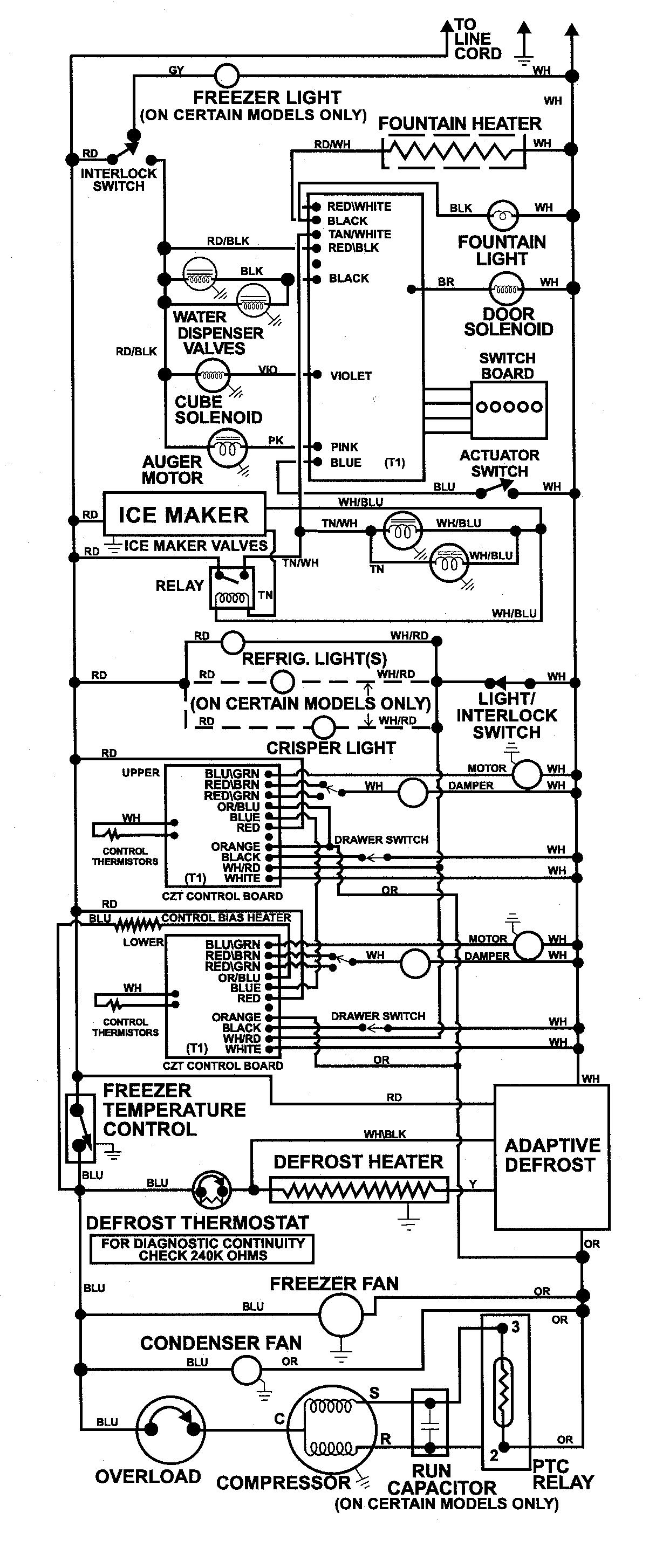 Refrigerators Parts: Maytag Refrigerator Parts