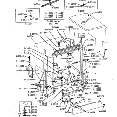 Maytag Dishwasher Wiring Diagram 1998 Ford Ranger 2 5 Schematic For Washer Ge Refrigerator