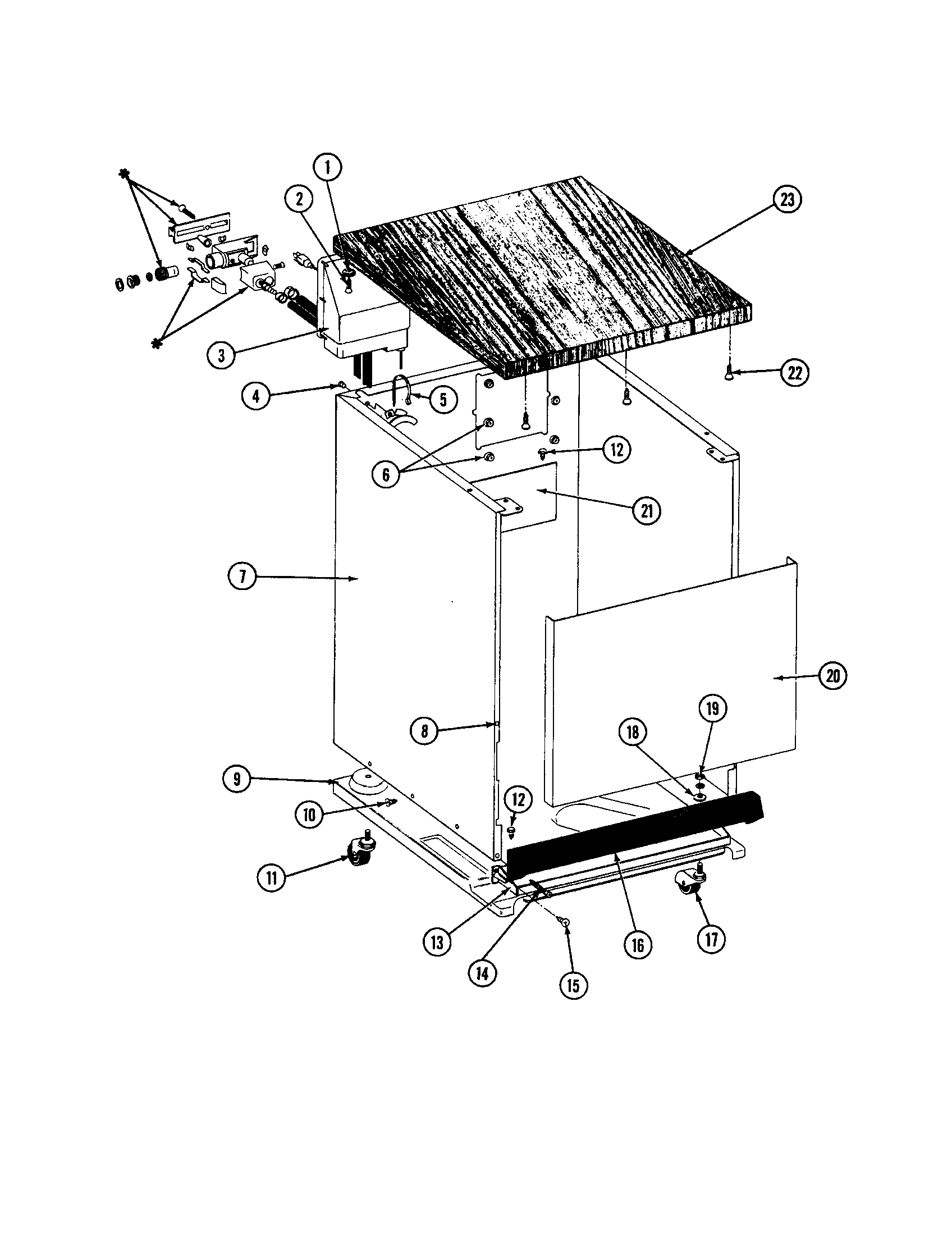 Refrigerators Parts: Maytag Performa Refrigerator Parts