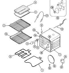 jenn air ww30430w oven diagram [ 1917 x 2193 Pixel ]