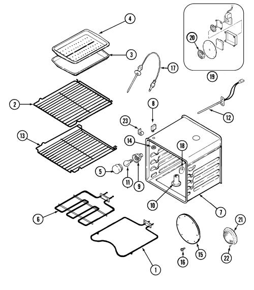 small resolution of jenn air ww30430w oven diagram