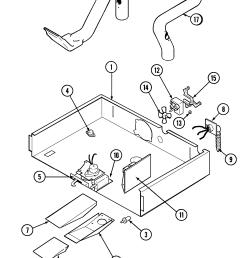 jenn air ww30430w internal controls diagram [ 1641 x 2301 Pixel ]
