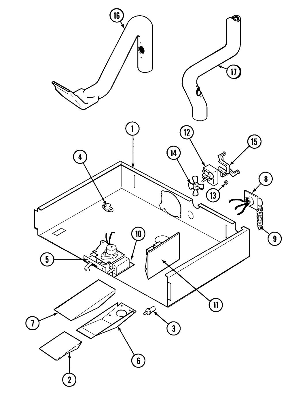 medium resolution of jenn air ww30430w internal controls diagram