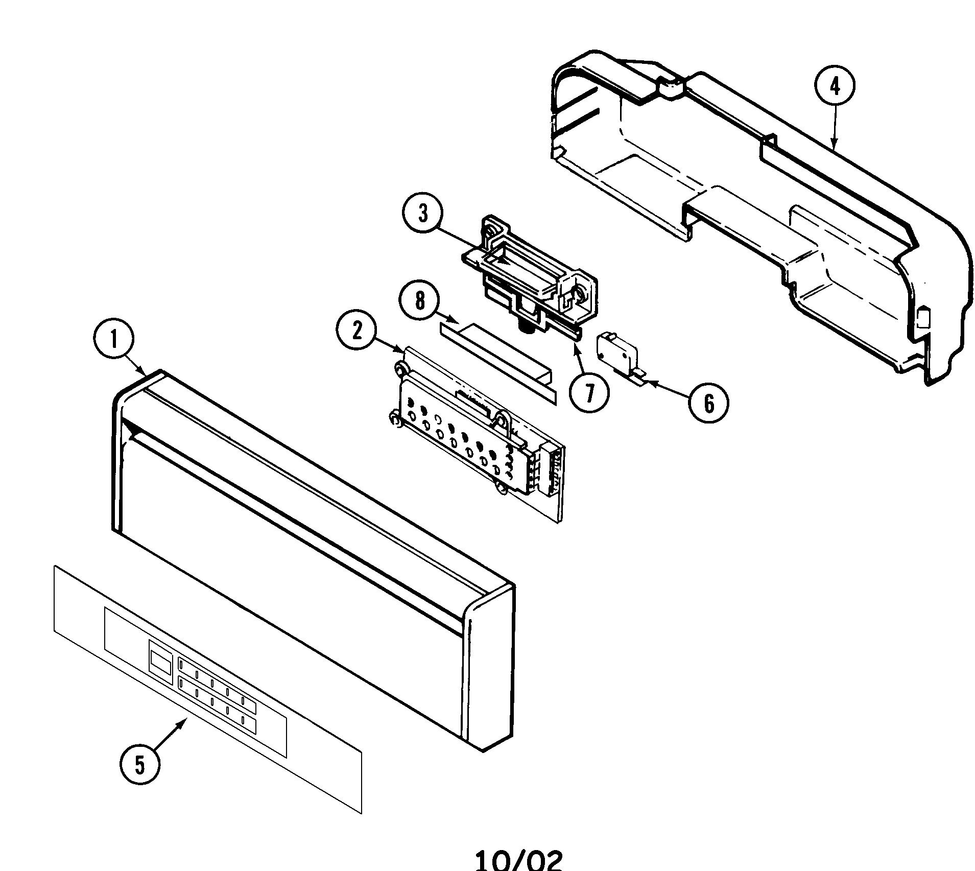 maytag dishwasher wiring diagram inverter for house repair free engine