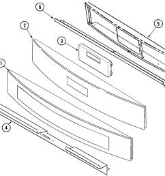 jenn air jmw9530cas control panel diagram [ 2394 x 2193 Pixel ]