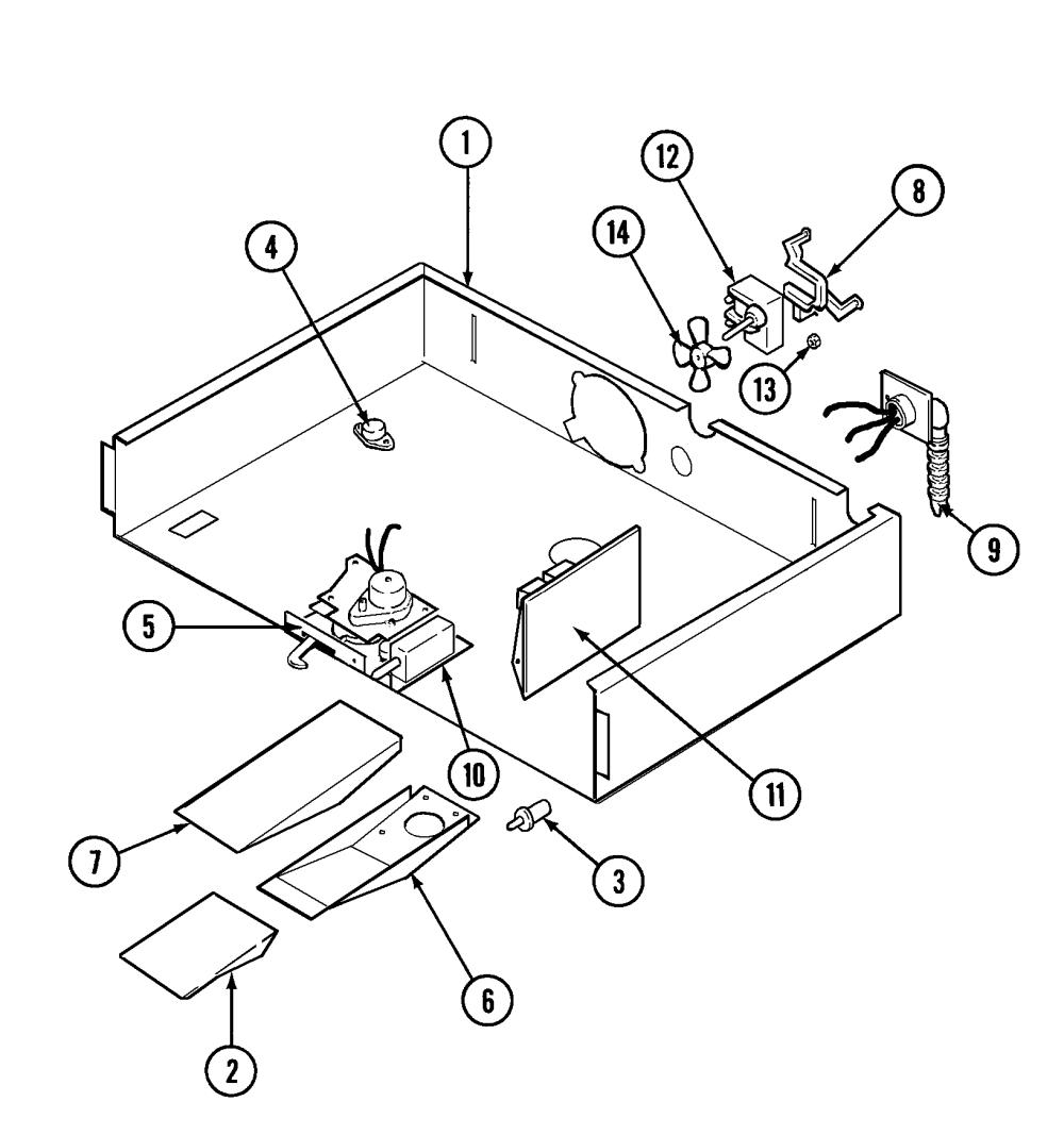 medium resolution of jenn air w30400p internal controls w30400p pc diagram