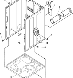 amana dryer wiring diagram [ 979 x 1308 Pixel ]