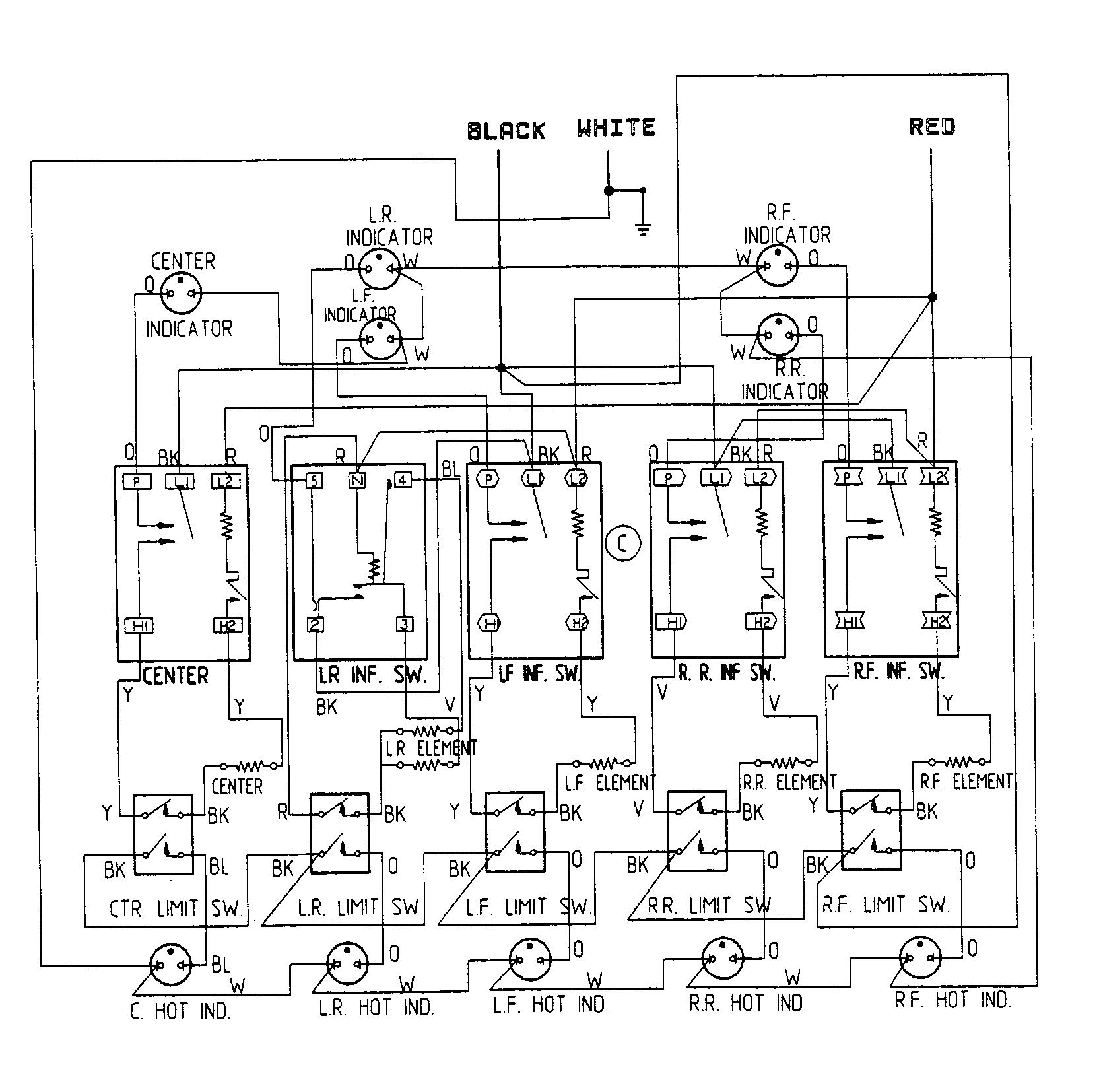 hight resolution of jenn air cce3530b wiring information diagram