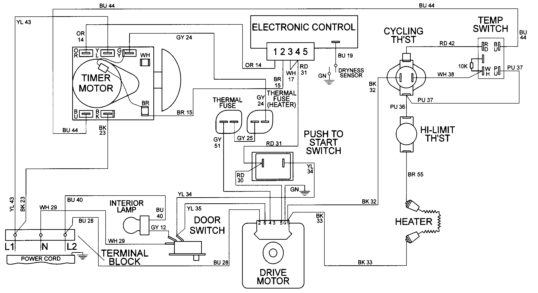 hight resolution of maytag mde9606azw wiring information diagram