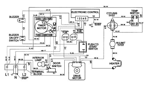small resolution of maytag mde7057ayw wiring information diagram
