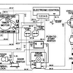 Maytag Dryer Wiring Diagram Bt Openreach Master Socket 5c Electric Gas Tumbler Parts Model Mdg7057aww