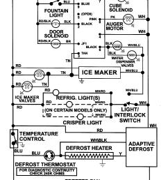 general electric refrigerator wiring diagram [ 1452 x 2867 Pixel ]