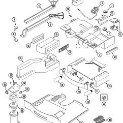 Jenn Air Refrigerator Parts Diagram Allen Bradley Safety Wiring Diagrams Model Jcd2389des Sears Partsdirect Controls Jcd2389deb Q S W