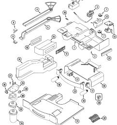maytag mzd2766ges controls diagram [ 2250 x 2764 Pixel ]