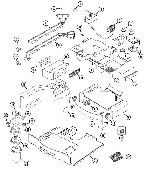 small resolution of maytag mzd2766geq controls diagram