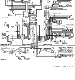 amana drs2660bw pdrs2660bw0 wiring information diagram [ 2250 x 3000 Pixel ]