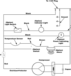 kenmore freezer compressor wiring diagram wiring diagram third level rh 18 6 14 jacobwinterstein com a c [ 1375 x 1150 Pixel ]