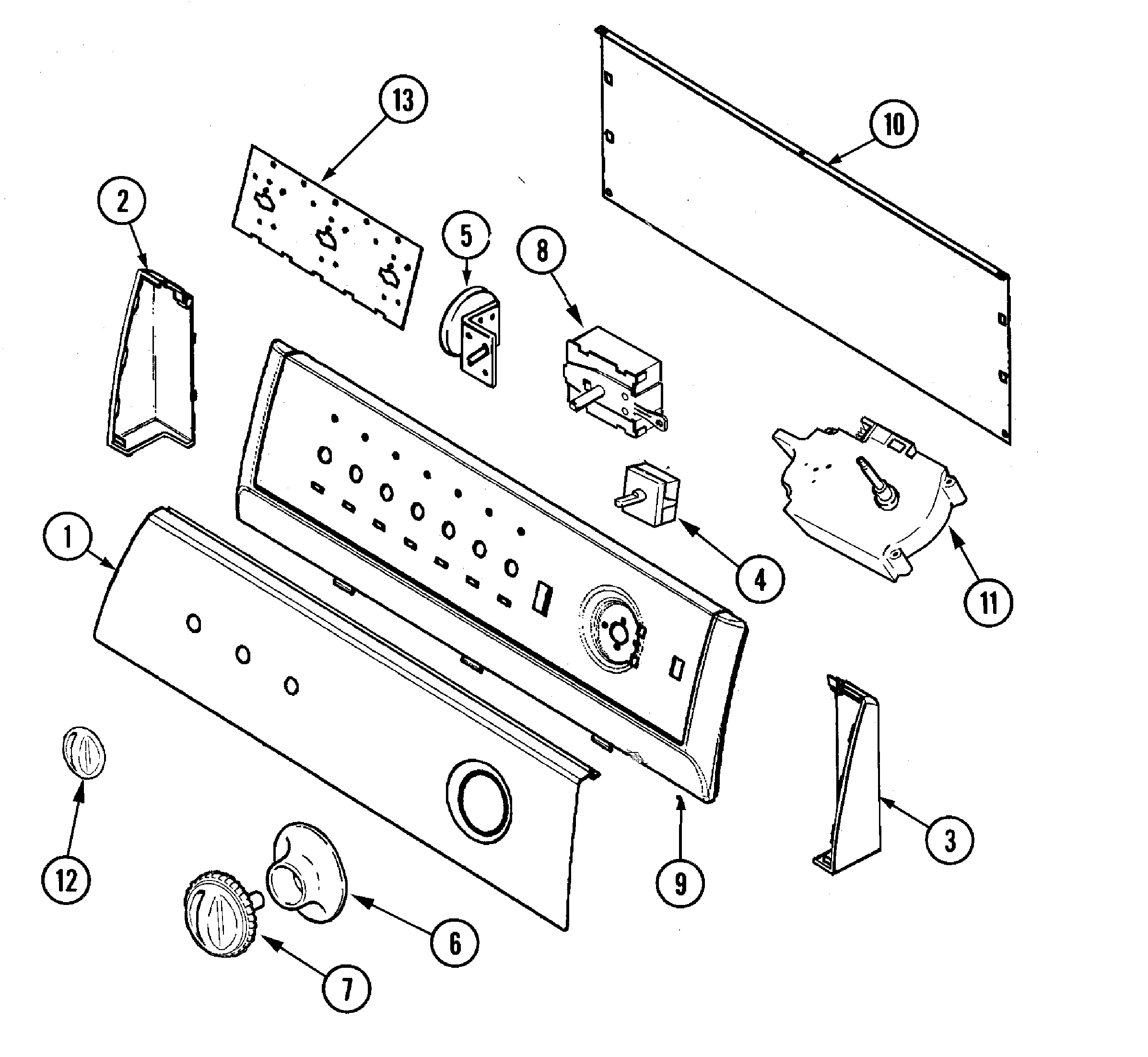 Maytag: Parts For Maytag Washer