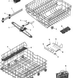amana dishwasher wiring diagram [ 2550 x 3300 Pixel ]