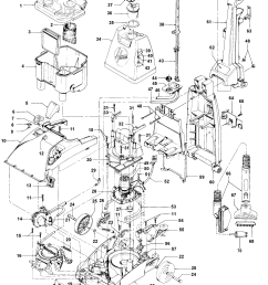 wiring diagram of hoover carpet cleaner [ 2486 x 3260 Pixel ]
