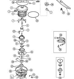 amana dishwasher wiring diagram [ 2394 x 2893 Pixel ]