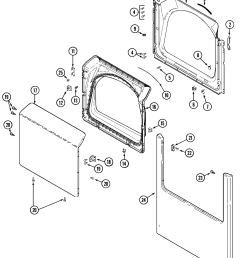 maytag washer wiring schematic [ 2250 x 2764 Pixel ]