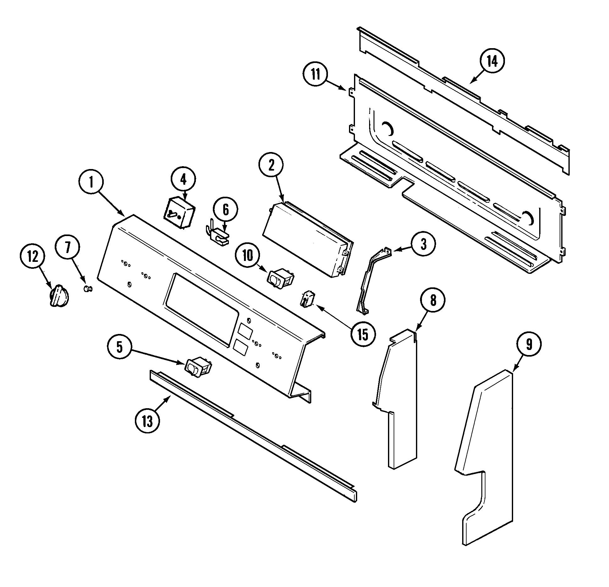 Maytag: Maytag Range Parts