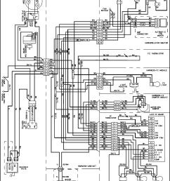 commercial wiring diagrams schematic diagrams source may model mbf2556hes bottom mount refrigerator genuine parts rh [ 1997 x 2641 Pixel ]