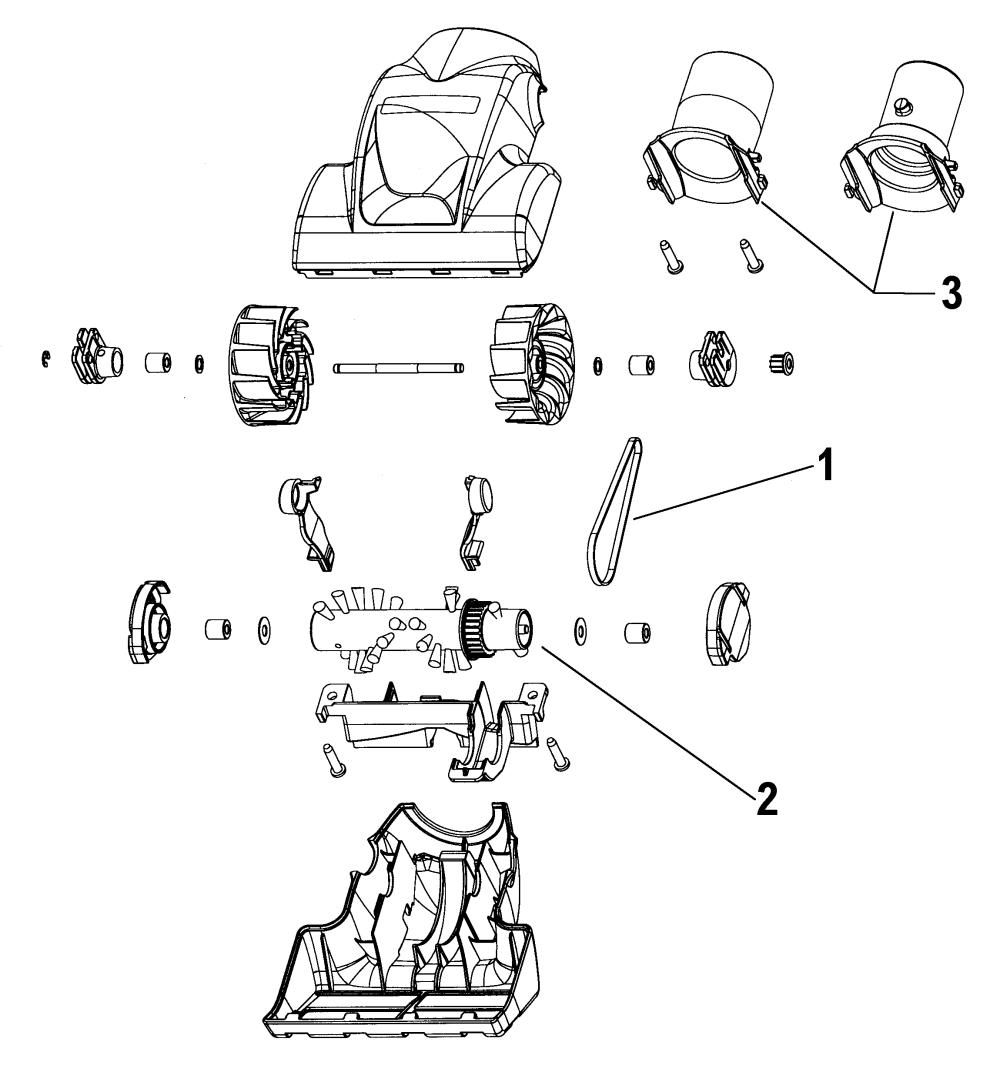 medium resolution of vacuum cleaner parts diagram vacuum cleaner parts diagram wire oreck xl21 parts oreck xl parts diagram