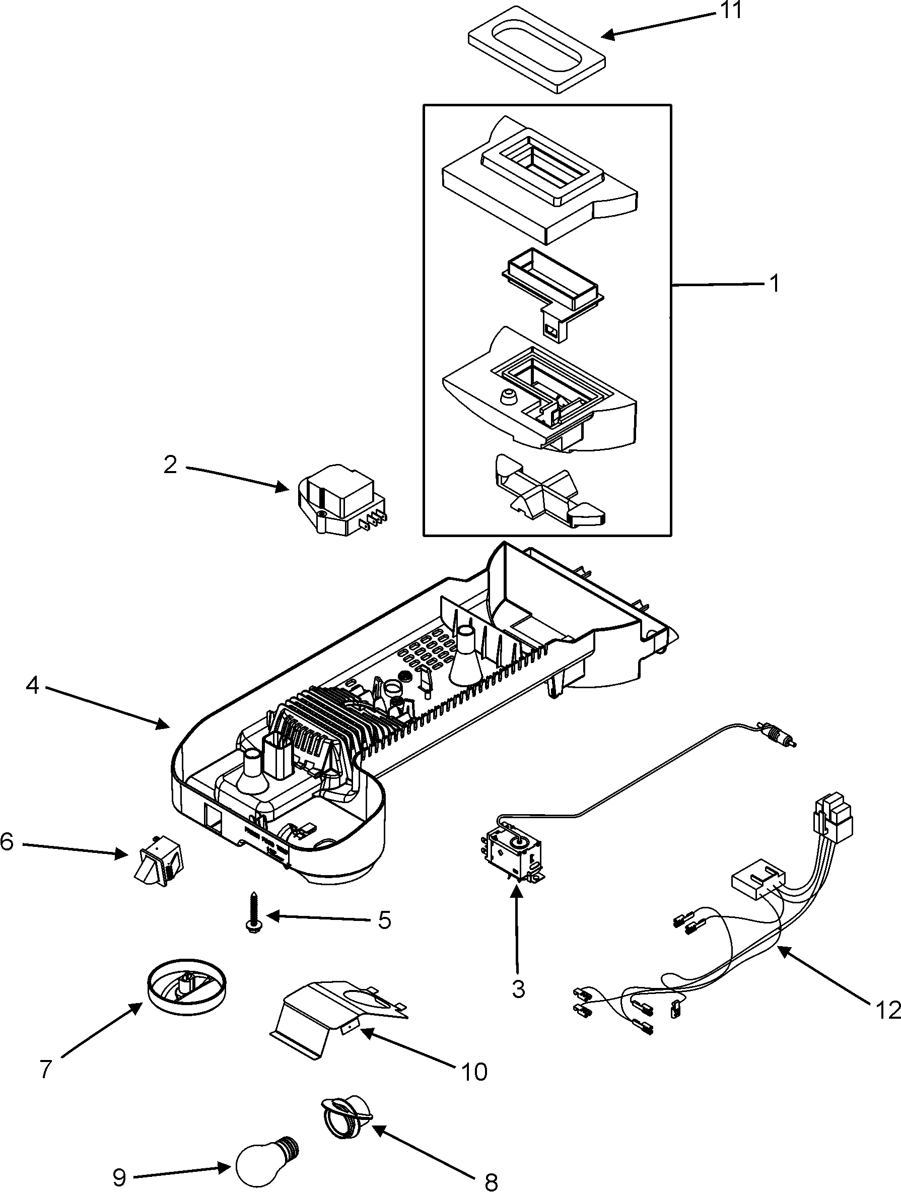 maytag refrigerator schematic [ 1789 x 2366 Pixel ]