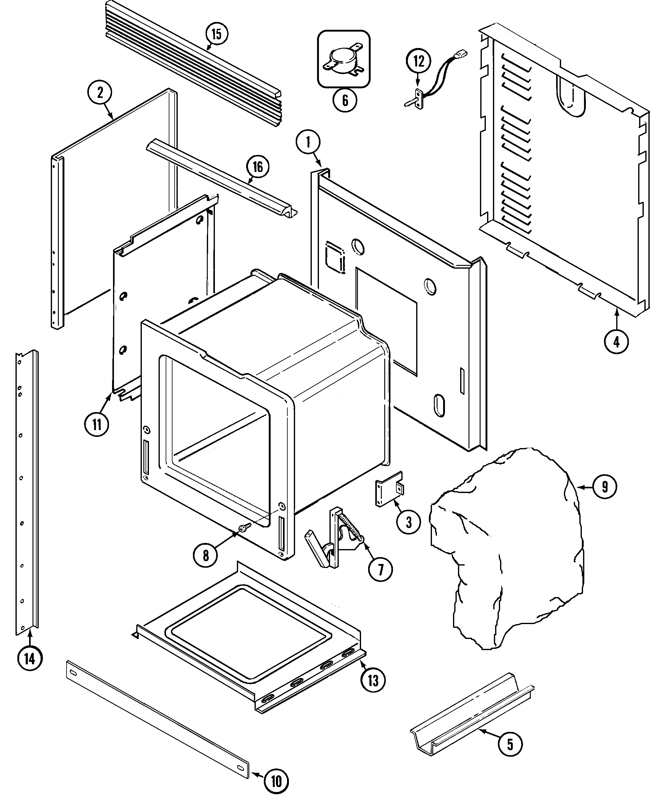 Stackable Front Load Washer And Dryer Wiring Diagrams