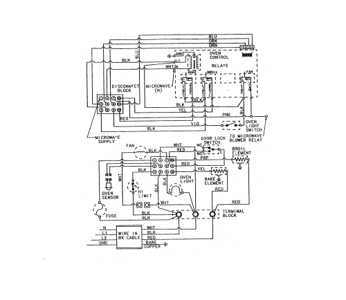 small resolution of magic chef wall oven wiring diagram wiring diagram centre magic chef microwave wiring diagram