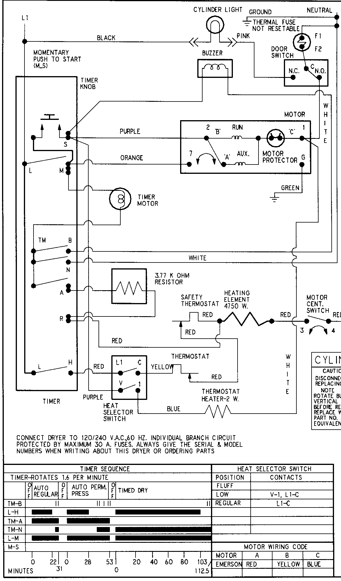 hight resolution of admiral ade7000ayw wiring information series 15 elec diagram