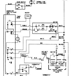 maytag pyg2300aww wiring information diagram [ 1757 x 2274 Pixel ]