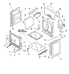 amana agr5835qds cabinet diagram [ 2250 x 3000 Pixel ]