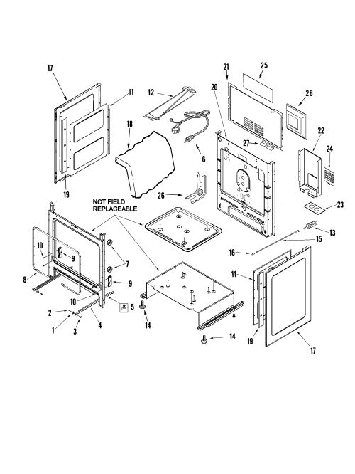 small resolution of amana agr5835qds cabinet diagram