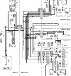 amana model abb2524des bottom mount refrigerator genuine parts ge dryer wiring schematic amana refrigerator wiring schematic [ 2180 x 2884 Pixel ]