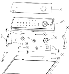maytag pdet910ayw control panel top diagram [ 3431 x 4968 Pixel ]
