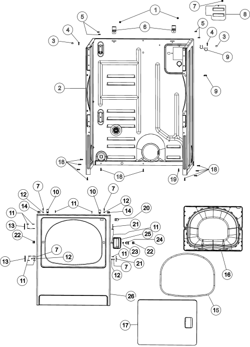 small resolution of maytag pdet910ayw cabinet front panel diagram