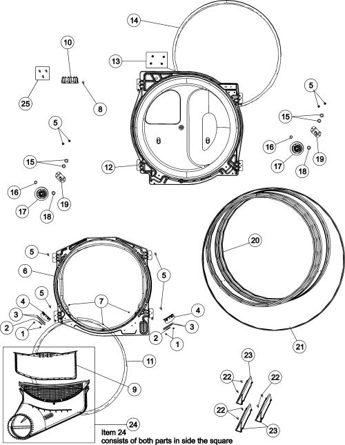 small resolution of maytag pdet910ayw tumbler diagram