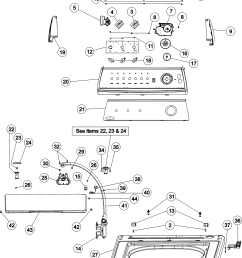 clothes washer maytag clothes washer parts maytag performa pdet910ayw wiring schematic [ 3941 x 5090 Pixel ]