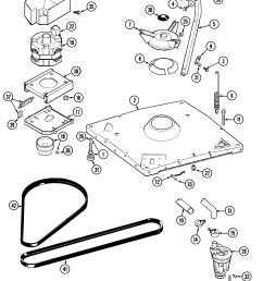 maytag washer wiring diagram wiring diagrammaytag model lat8234aae residential washers genuine parts model no a606 maytag [ 2213 x 2712 Pixel ]