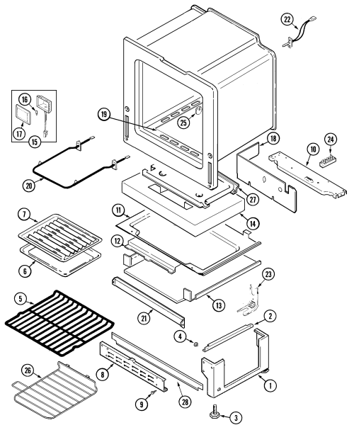 small resolution of jenn air jgs8750adb oven base diagram