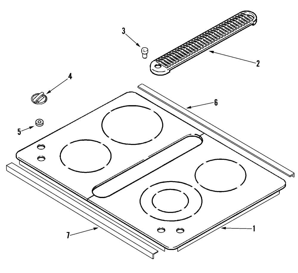 medium resolution of wiring information jenn air jed8430bdb top assembly diagram