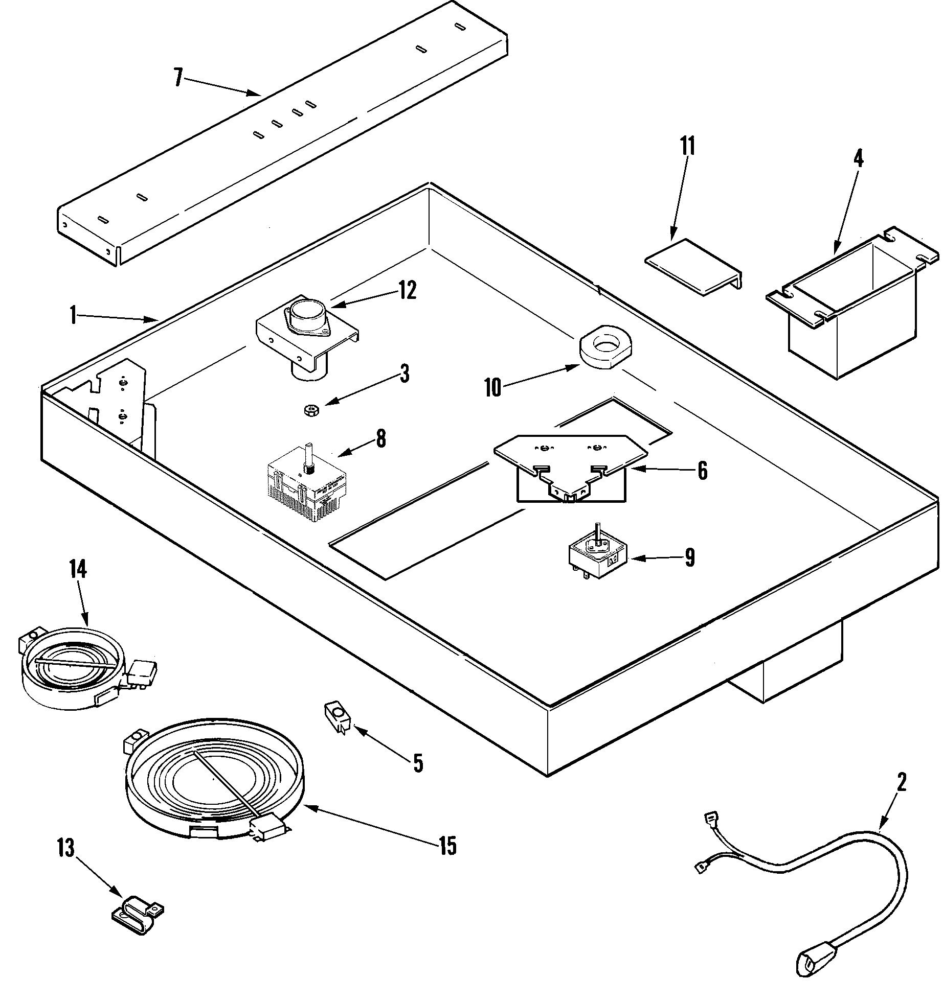 hight resolution of jenn air jed8430bdb body diagram