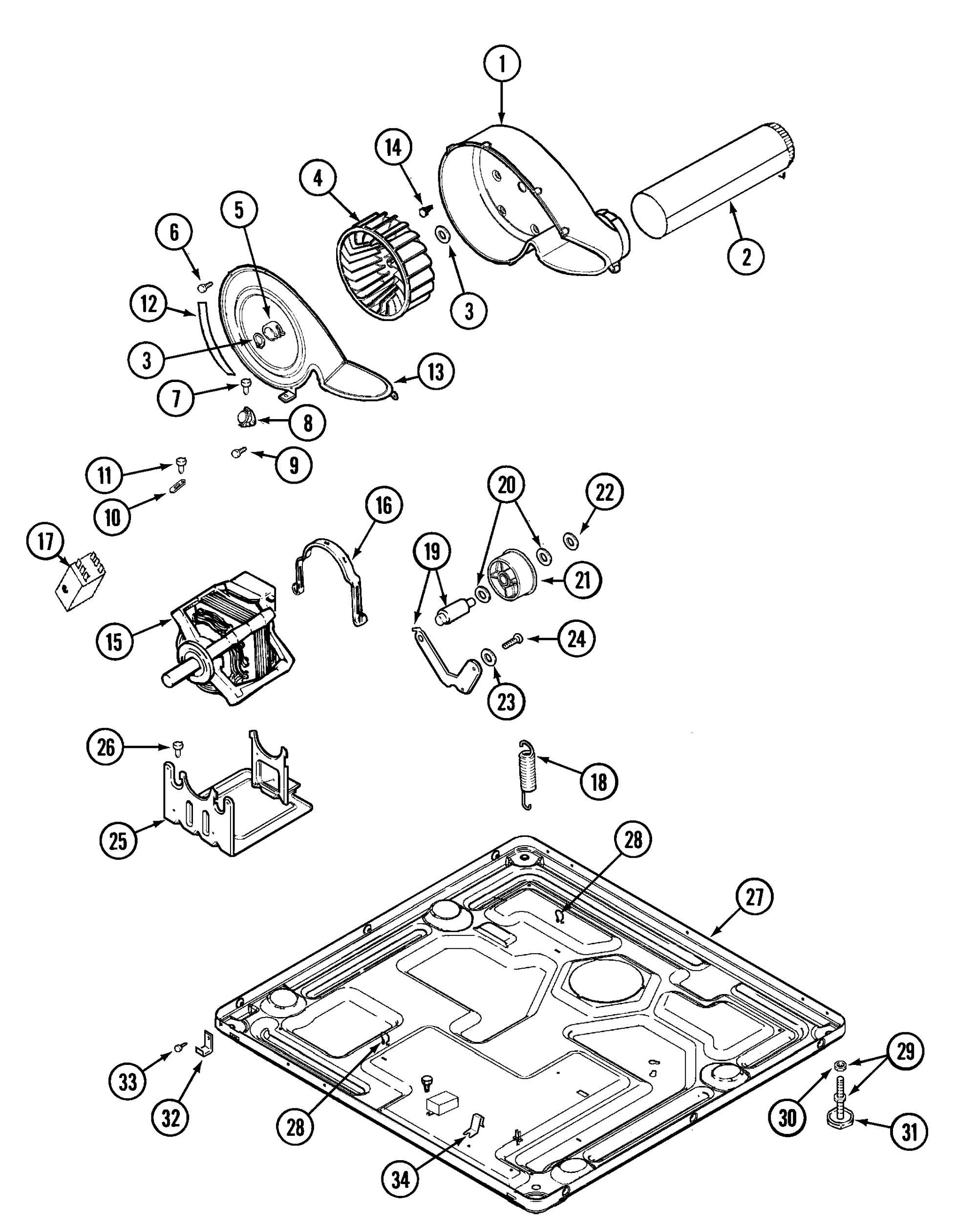 hight resolution of maytag mdg9316aww motor drive diagram