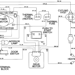 Electric Dryer Wiring Diagram Pioneer Avh P1400dvd Maytag Gas Cabinet Rear Mde Mdg9316